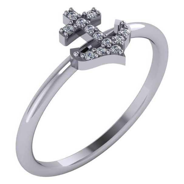 Midwest Diamond Distributors Anchor Rings